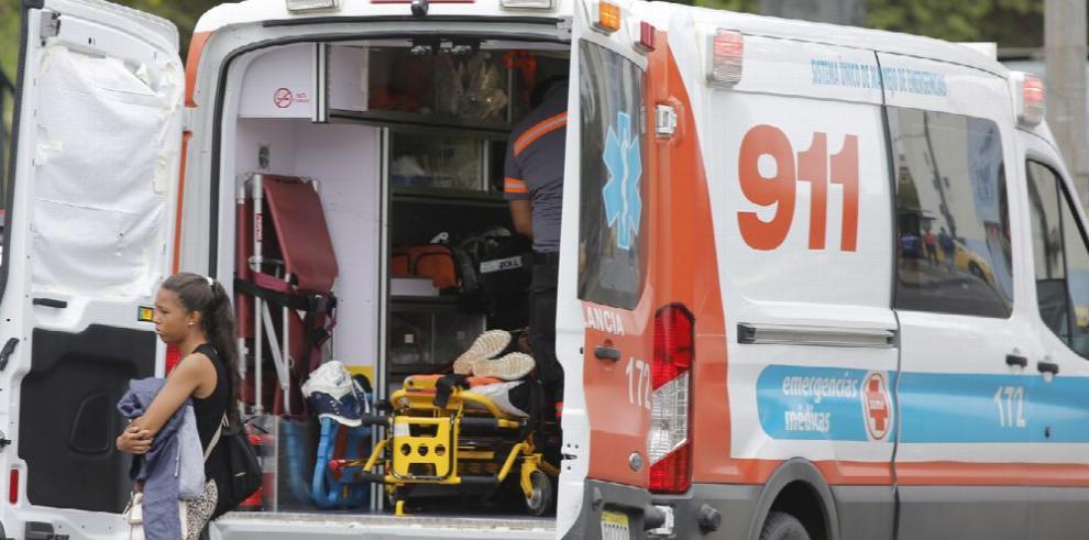 Violencia y tráfico, los conflictos de las ambulancias 911