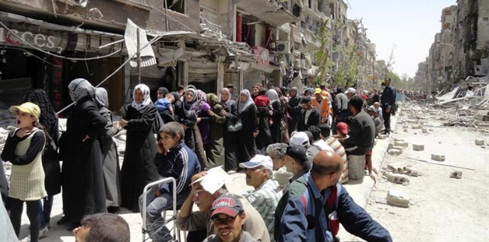Secretario de la ONU defiende agencia de refugiados palestinos
