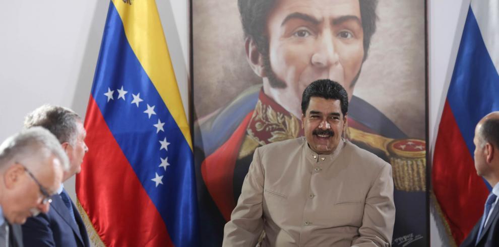 Maduro pide justicia