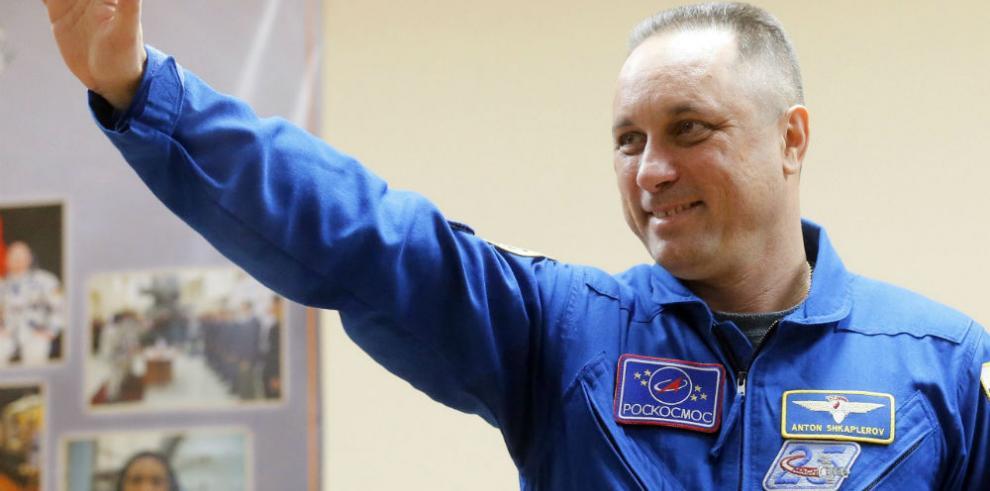 Cosmonauta ruso votará en elecciones presidenciales de 2018 desde el espacio
