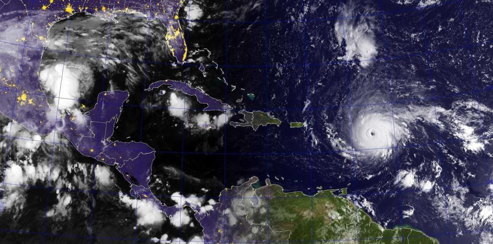 Haití declara alerta roja por avance del potente huracán Irma por el Caribe