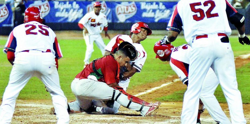 Panamá Metro ante Los Santos, el plato fuerte en el béisbol