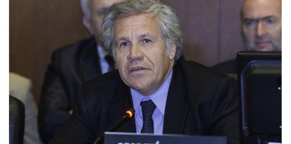 Almagro desconoce la Constituyente y acusa a Maduro de una