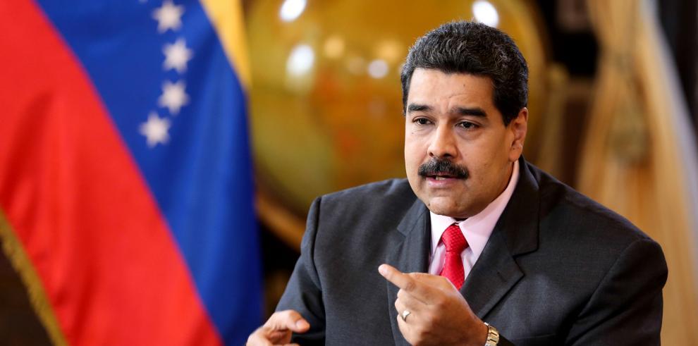 Maduro ante sanciones de EEUU: