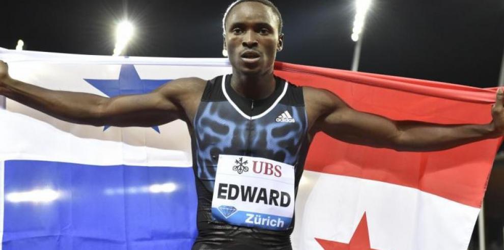 Edward viaja con sus recursos a Mundial de Atletismo
