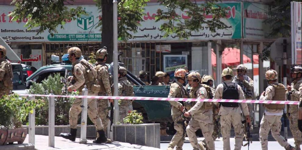 Isis ataca embajada iraquí en Kabul