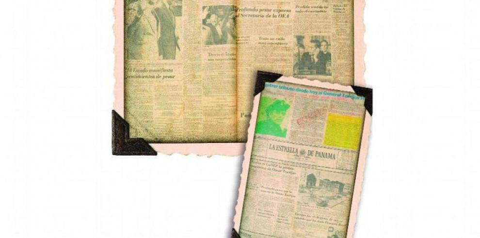 Hoy se cumplen 36 años de la muerte del generalOmar Torrijos Herrera