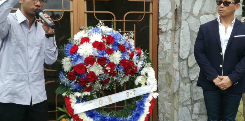 El PRD recuerda al general Omar Torrijos Herrera