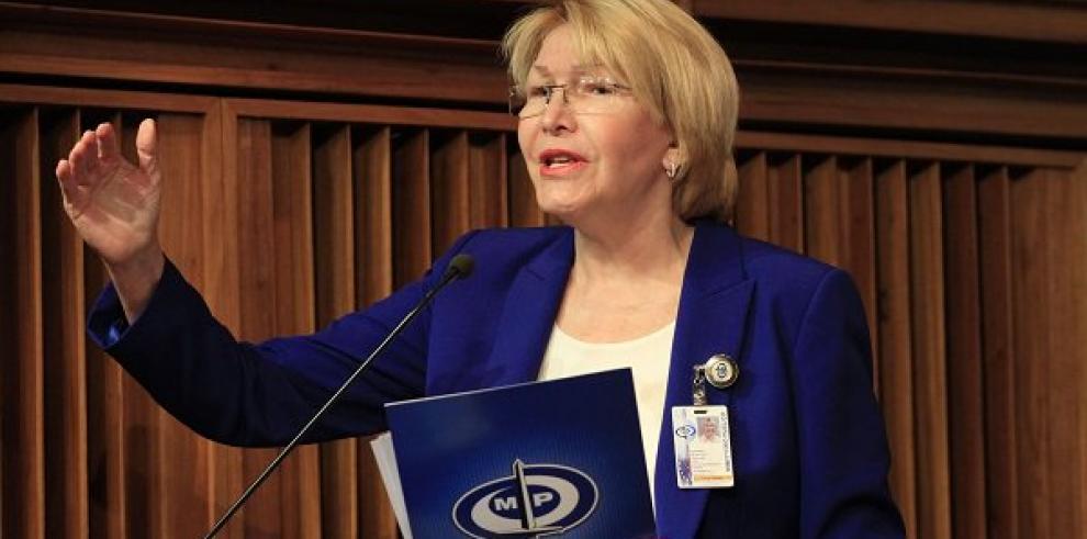 Fiscal venezolana investigará delitos asociados a elección de Constituyente