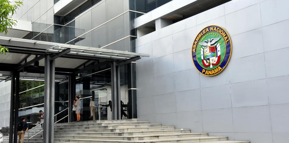 Fiscalía Anticorrupción realiza inspección ocular en la Asamblea Nacional