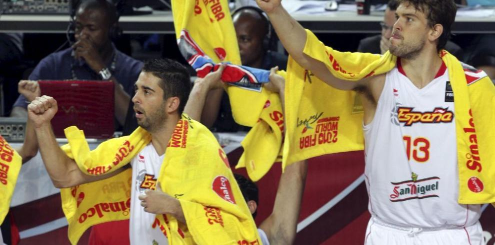 Marc Gasol advierte que España no tiene miedo en Eubasket
