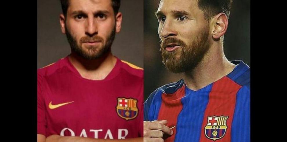 El doble iraní de Messi da el salto a España