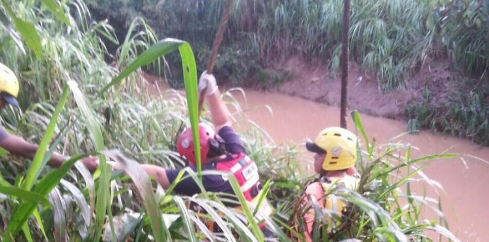 Hallan cuerpo de adulto mayor desaparecido tras inundaciones en Arraiján