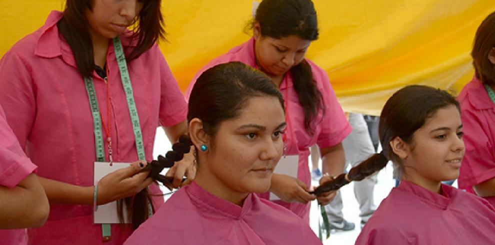 Promueven donación de cabello para apoyar a niños mexicanos con cáncer