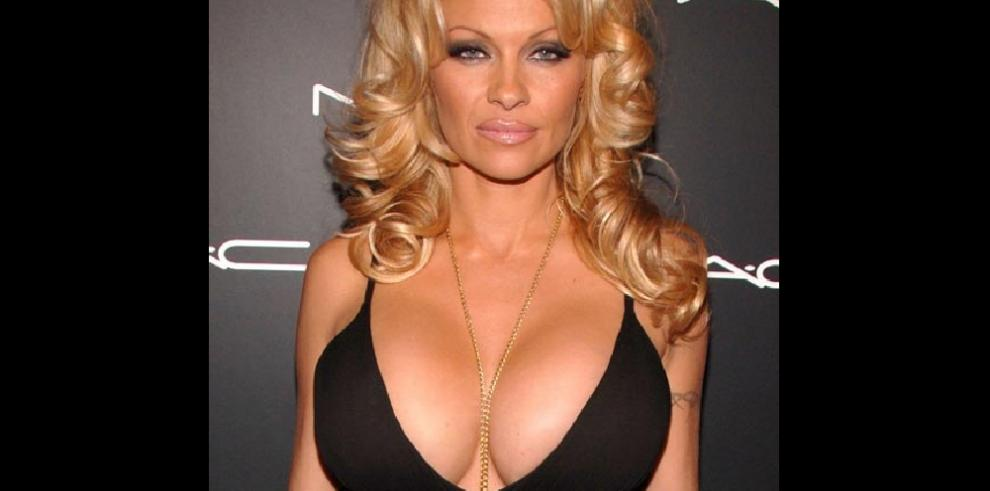 Pamela Anderson dice que