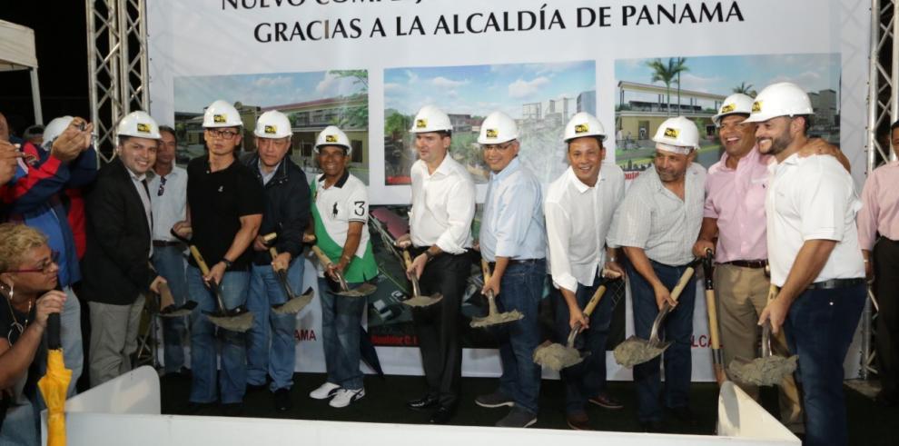 Inicia la renovación del Complejo deportivo León