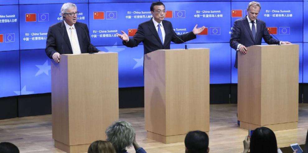 AI pide 'resultados' en DDHH para el diálogo China-UE