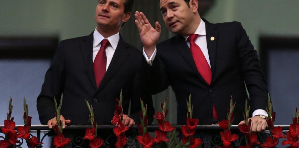 Guatemala y México acuerdan seguir modernizando la infraestructura fronteriza