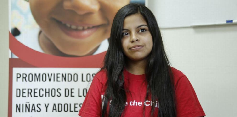 Anielka Martínez, la voz de los niños latinoamericanos