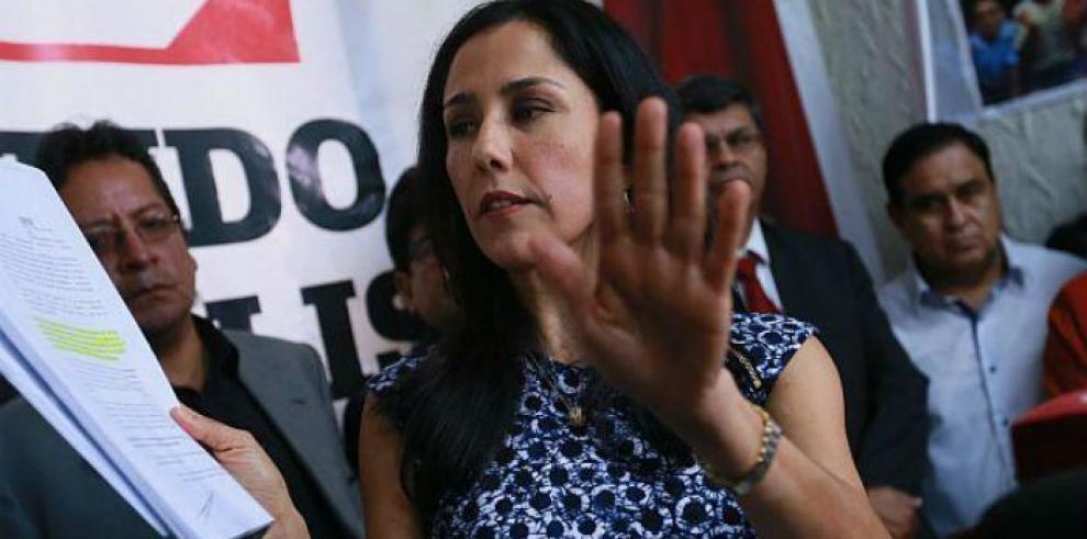 Citan a exprimera dama peruana por escándalo Odebrecht