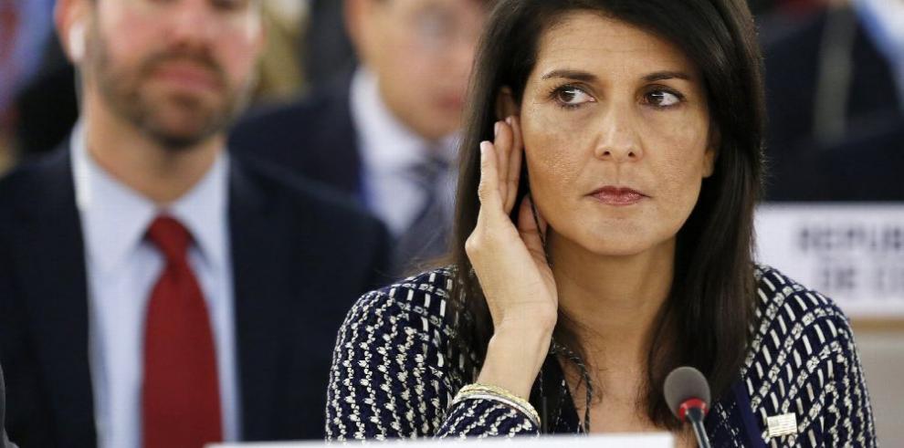 EE.UU. 'cuestiona' a Venezuela en Consejo de Derechos Humanos