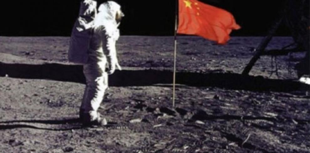 China prepara futura misión tripulada a la Luna