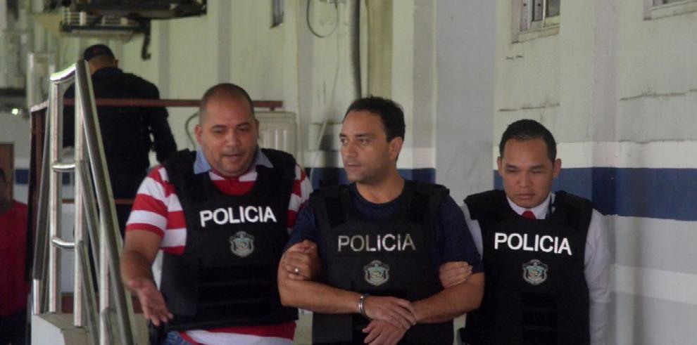 Borge continuará detenido a la espera de extradición