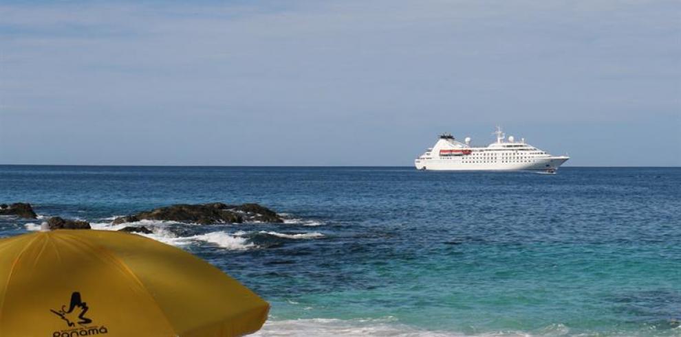 Crucero estadounidense Star Pride incluye a isla Cébaco en su ruta