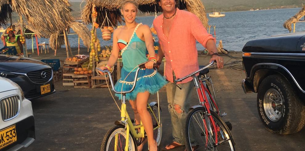 Carlos Vives y Shakira demandados por plagio por su tema
