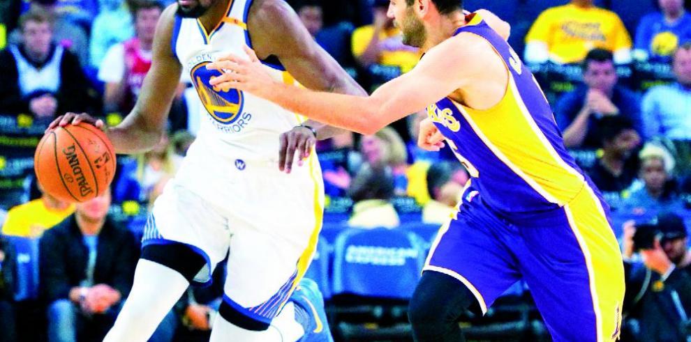 Warriors se quedan sin Kevin Durant
