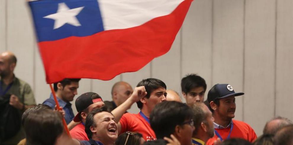 Sebastián Piñera, nuevo presidente de Chile