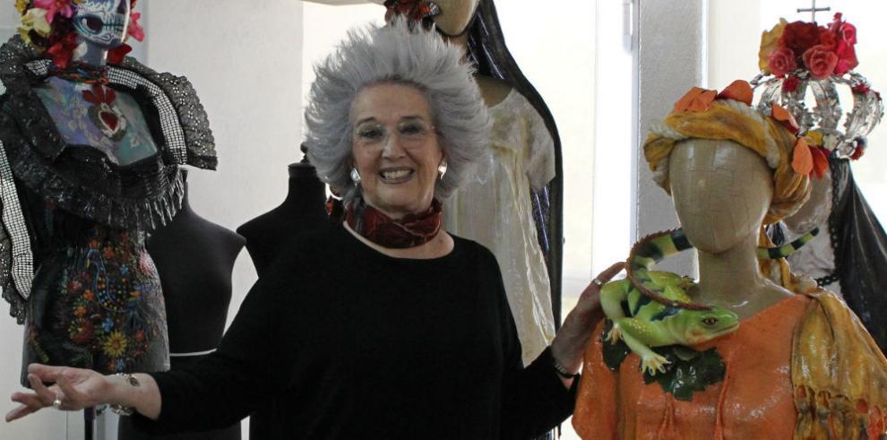María Luisa, una diseñadora que ve la moda como una pasión mexicana