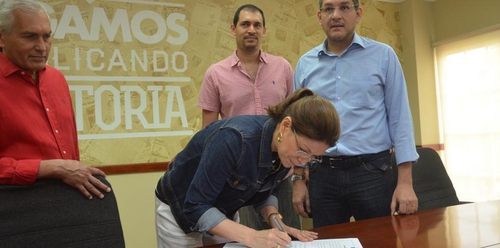 Ana Matilde Gómez identifica