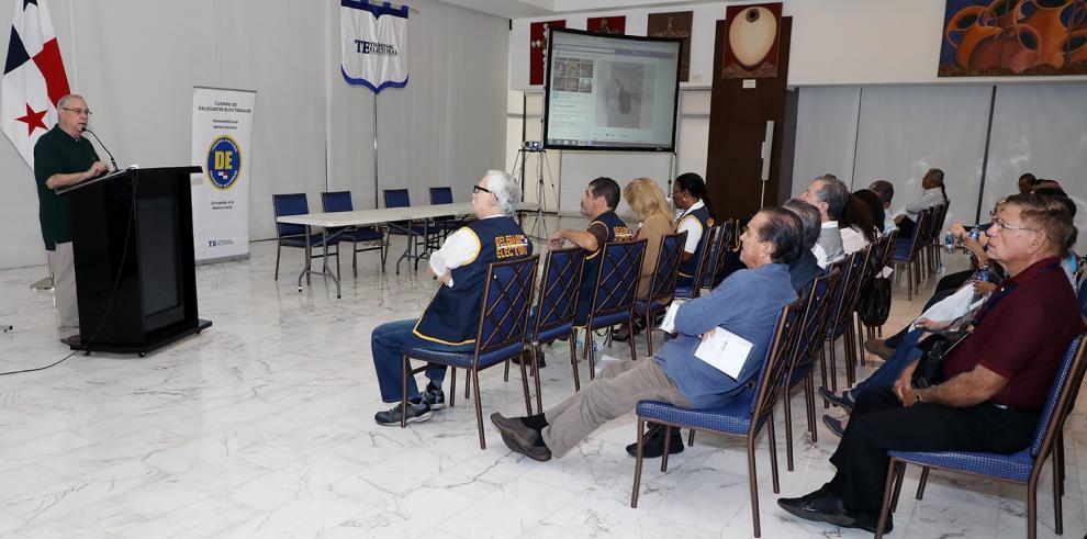 Delegados electorales conocen sobre las reformas electorales