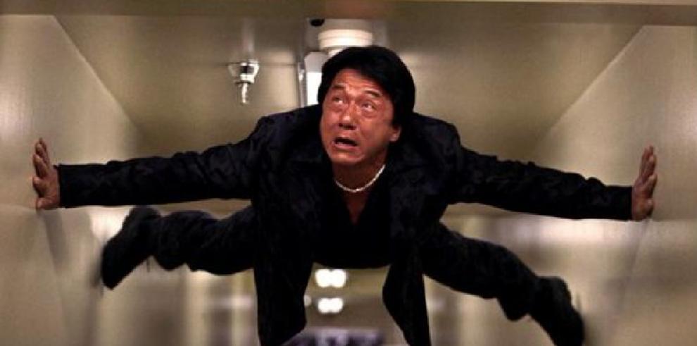 Jackie Chan rueda película sobre Yemen en pleno centro de Casablanca