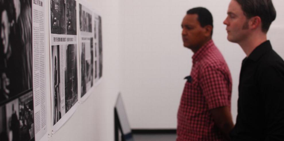 Muestra de fotografía panameña