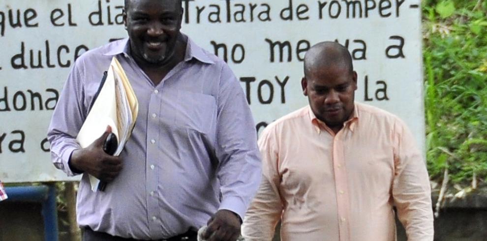 Instituto Medicina Legal evalúa estado de salud de Moncada Luna