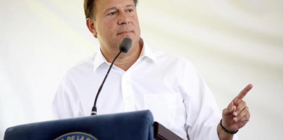 Presidente Varela 'tiembla' tras las declaraciones de Tacla