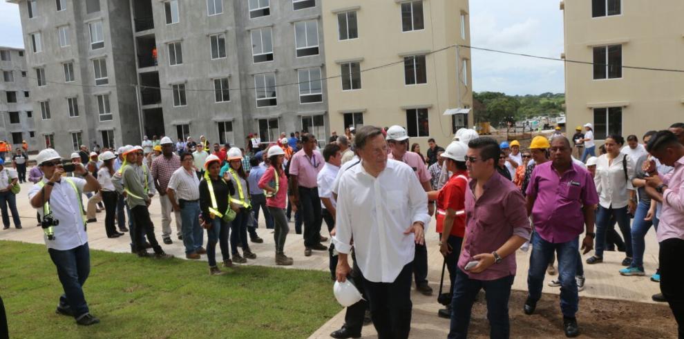 'Ni la debo ni la temo', dice el presidente Varela