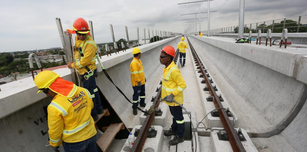 Fitch mantiene la perspectiva estable sobre la Línea 2 del Metro de Panamá