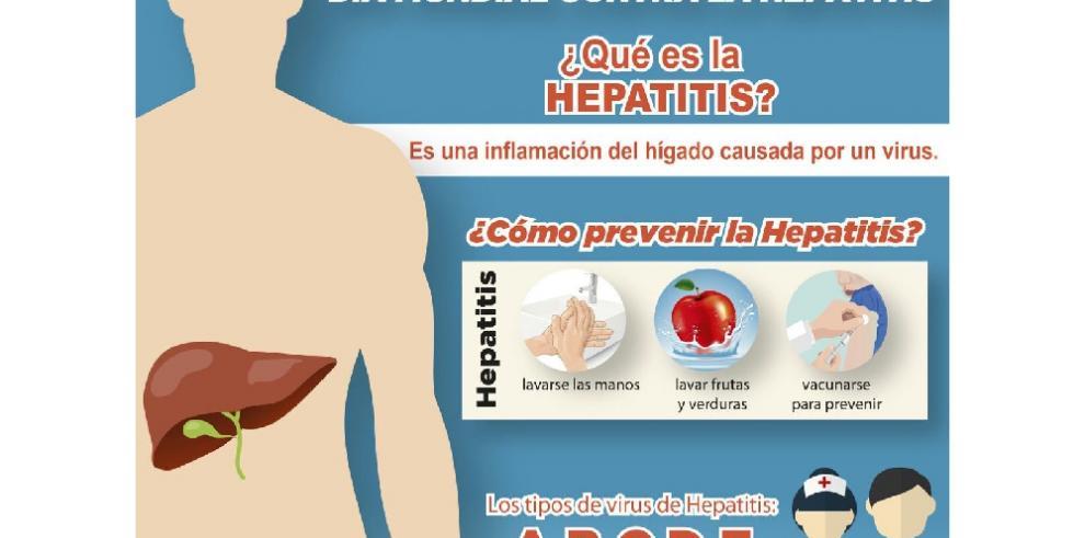 Minsa se une a la campaña del Día Mundial contra la Hepatitis