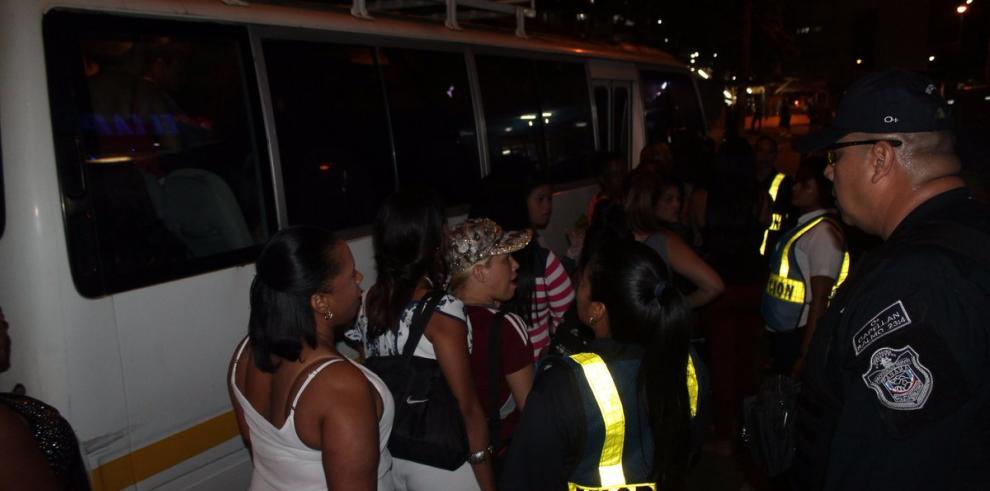 Migración detiene a 60 extranjeros en Calidonia