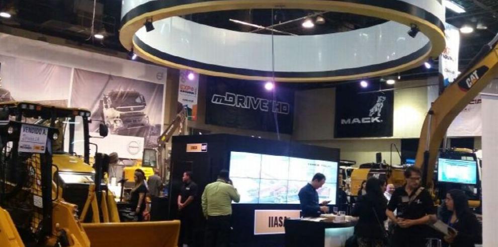 Expo Máquina generó $8 millones