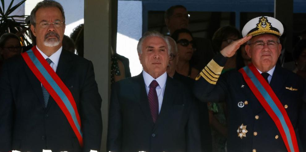 Tribunal absuelve a Temer y Rousseff en una ajustada votación