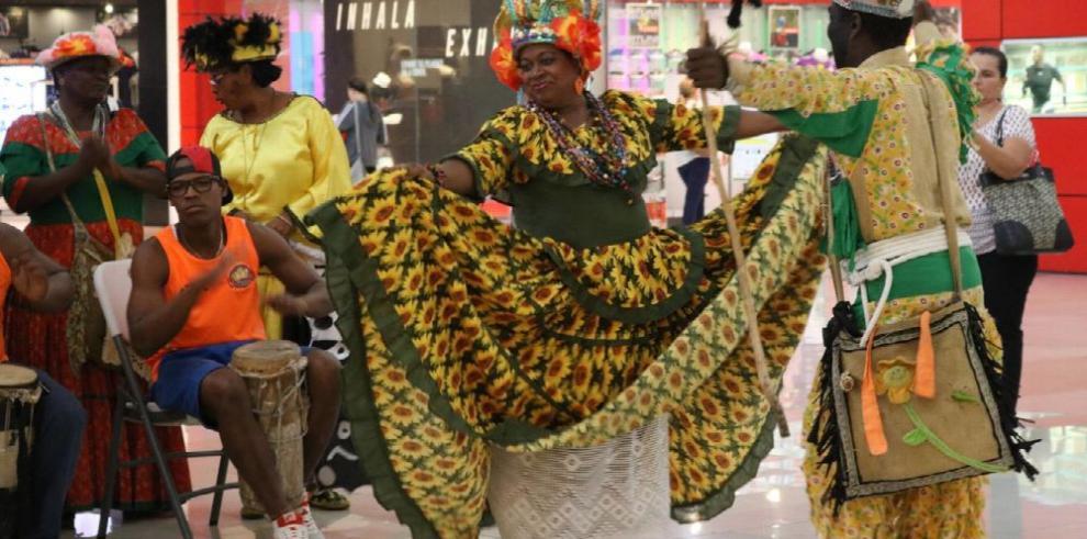 Metromall celebra la afrodescendencia