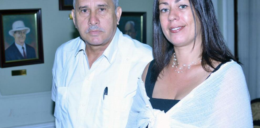Miguel Moreno 'Panameño ejemplar'