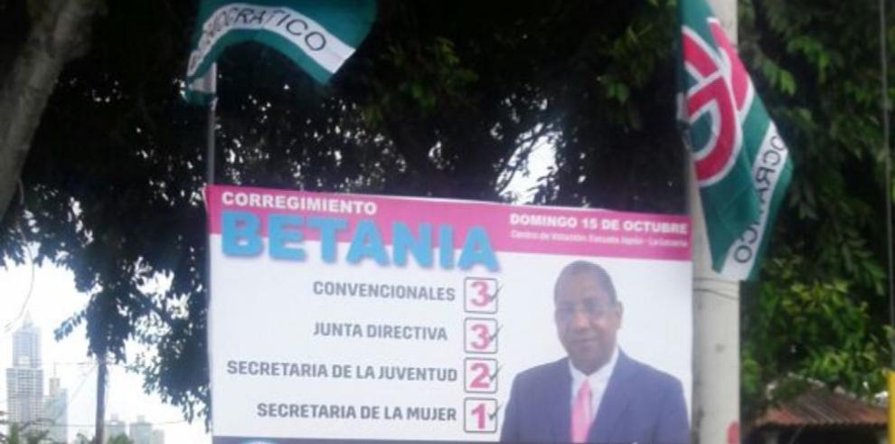Alcaldía removerá publicidad de CD