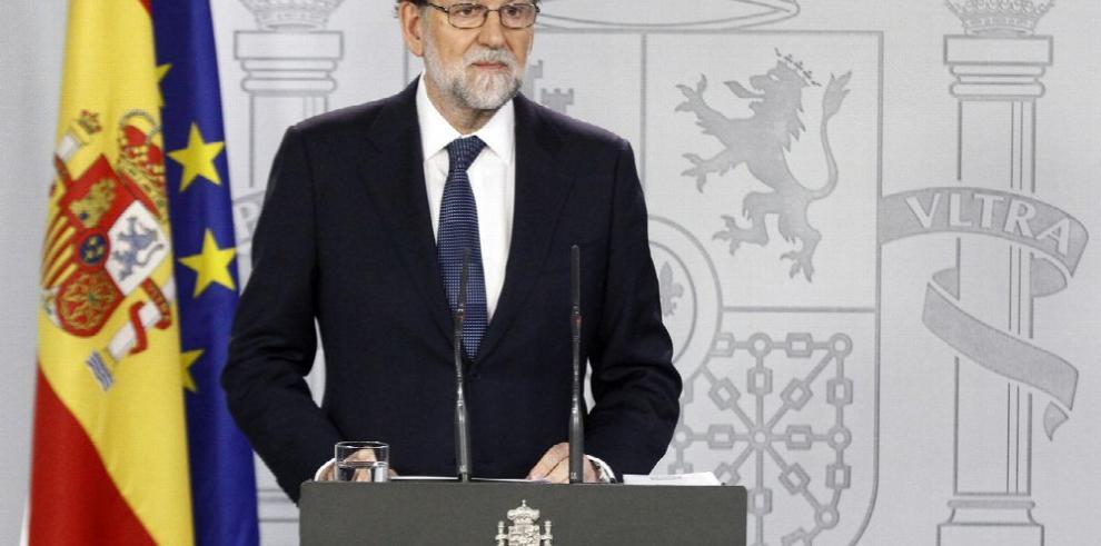 Puigdemont tiene cinco días para 'rectificar'