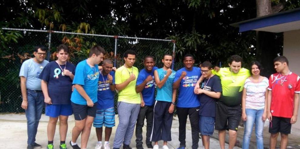 'Boxeo Terapia' llega con fuerza a Panamá