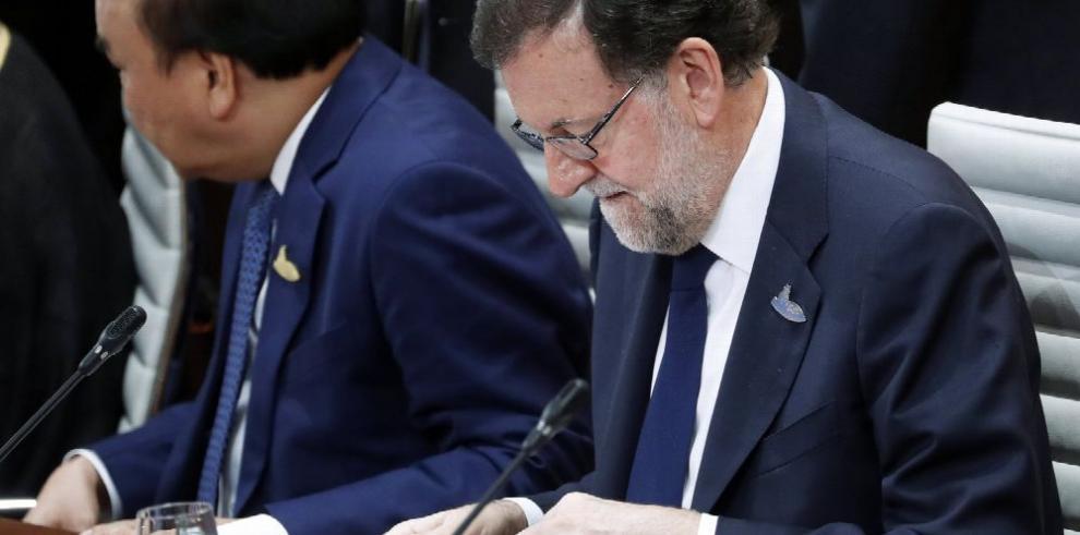 Rajoy exhibe crecimiento económico de España al G20
